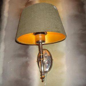 Muurlampje metaal