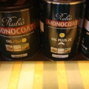 Binnen Rubio Monocoat olie
