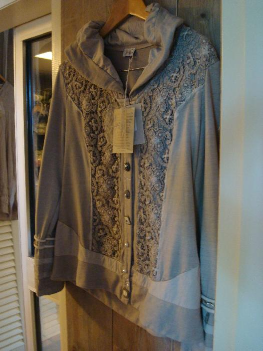 Cheradi blouse Arte Pura
