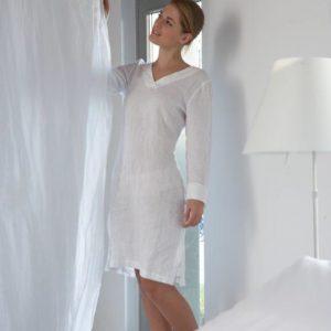 Nachthemd Stromboli wit