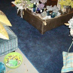 Smart living tapijt