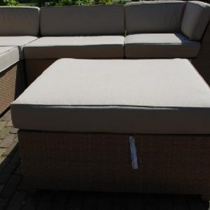Loungeset hocker
