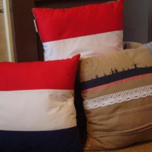 Hollands kussen van Covers & Co met molens