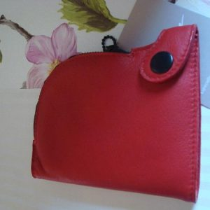Diana Wallet Rood