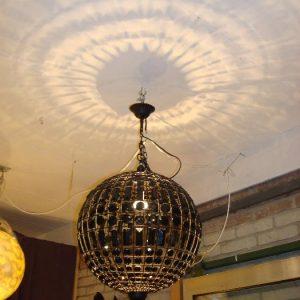 Hanglamp Brilliant zwart