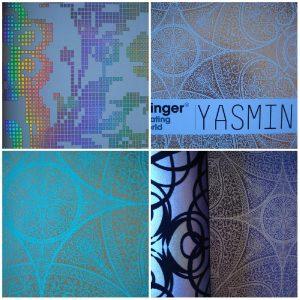 Behang Yasmin