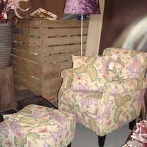 August fauteuil