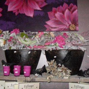 Voorbeeld bloemstuk