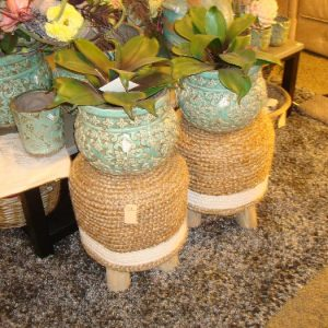 Stool Jute By-Boo