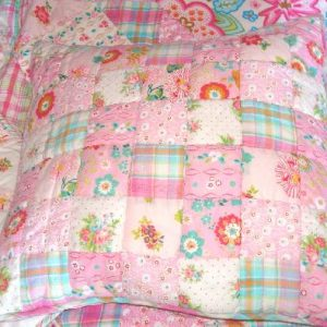 Room Seven patchwork kussen