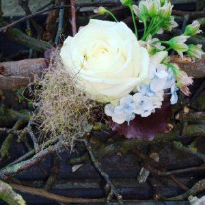 Corsage bruidswerk