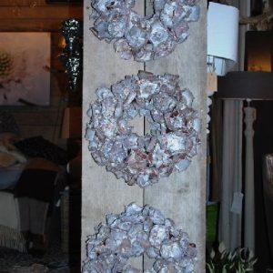 Kransje gedroogd bloemblad