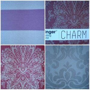 Behang charm