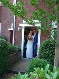 evenement bruidsboeket