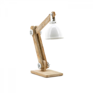 By boo, table lamp davinci white