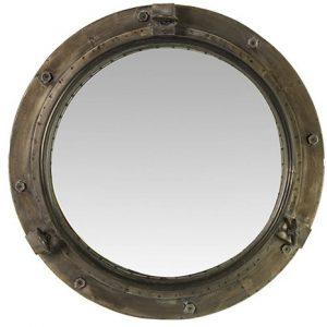 decostar, spiegel ro Melt grijs