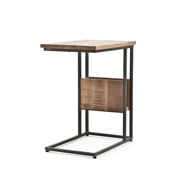 by boo, slider black laptop tafel (op voorraad) - m.m. metamorphosis
